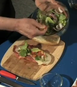 Please join Manfreed, the Camera Girl and the Tech Guy as they discuss a easy to make a healthy, deliciously nutritious Italian Sub Sandwich from scratch
